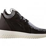 【リーク】adidas Tubular Defiant Primeknit in Black and White【アディダス チューブラー プライムニット】