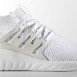 """【海外発売中】adidas Tubular Nova Primeknit """"Triple White""""【アディダス チュブラー ノヴァ トリプルホワイト】"""