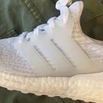 """【2017年モデル】adidas Ultra Boost """"Triple White""""【アディダス ウルトラブースト トリプルホワイト】"""