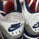"""【リーク】Nike Air Jordan 3 Retro OG """"True Blue""""【ナイキ エアジョーダン3 レトロ】"""