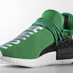"""【リーク】 Pharrell Williams x adidas NMD """"Human Race Green""""【ファレルウィリアムス x アディダス NMD 緑】"""