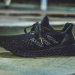 """【リーク】adidas Futurecraft 3D Printed Winners Shoe """"Triple Black""""【アディダス リオ五輪】"""