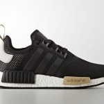 "【2017年発売】adidas NMD_R1 ""Black/White/Gold""【アディダス NMD R1】"