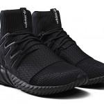 """【9月9日発売】adidas Tubular Doom Primeknit """"Triple Black""""【アディダス チュブラー ドゥーム トリプルブラック】"""