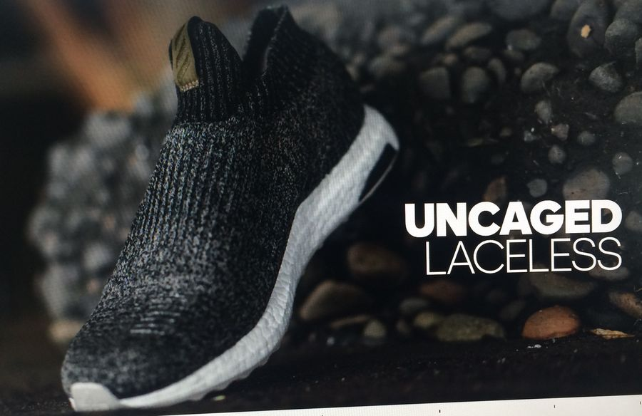 adidas ultra boost uncaged Laceless