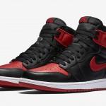 """【リストック】Nike Air Jordan 1 & xxx1 """"Banned"""" 【ジョーダン 1 バンド ブレッド】"""