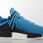 """【ファレル ウィリアムス x アディダス】Pharrell Williams x adidas NMD """"Human Race"""" Blue【ヒューマン レース ブルー】"""