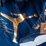 """【9月17日発売】Nike Air Jordan 4 PRM """"Obsidian""""【ナイキ エアジョーダン4 プレミアム オブシディアン】"""
