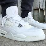 """【リーク】Nike Air Jordan 4 """"Pure Money"""" 【ジョーダン4ピュアマネー】"""