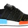 【10月19日発売予定】adidas NMD Black/Multi (Rainbow) フットロッカーEUエクスクルーシブモデル【限定再販】