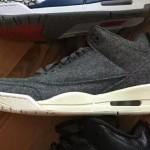 """【追加画像あり】Nike Air Jordan 3 """"Wool Dark Grey"""" 【ナイキ エアジョーダン3 ウールダークグレイ】"""