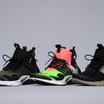 【9月15日10:00~】ACRONYM x Nike Air Presto Mid Collection 【アクロニウム × ナイキラボ】
