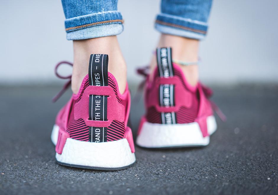 """10月1日発売予定】 adidas NMD XR1 """"Pink"""
