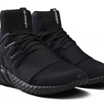 "【9月9日10:00~発売】adidas Tubular Doom Primeknit ""Triple Black""""Triple White""【直リンクあり】"