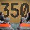 "【9月24日発売】adidas YEEZY Boost 350 V2 ""Stealth Grey/Beluga-Solar Red""【アディダス イージーブースト350 V2】"
