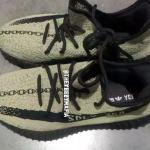 """【2016年発売!?】Yeezy Boost 350 V2 """"Green/Black""""【イージーブースト 350 V2 グリーン/ブラック】"""