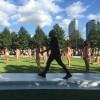 【イージー・シーズン4】Kanye West YEEZY Season 4【コレクション風景の画像】