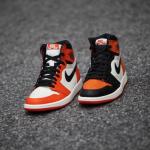 """【10月8日発売】Nike Air Jordan 1 """"Reverse Shattered Backboard""""【ナイキ エアジョーダン1 リバース シャッタード バックボード】"""