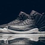 """【直リンクあり 9月10日09:00発売】Nike Air Jordan 12 Retro """"Black Nylon""""【ナイキ エアジョーダン12 ブラックナイロン】"""