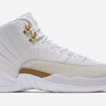 "【10月1日発売予定】 OVO x Nike Air Jordan12 ""White/Gold"""