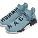 """【ファレルウィリアムス x アディダス】Pharrell Williams x adidas NMD """"Human Race"""" New Blue【ヒューマンレース】"""