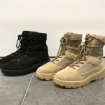 【YEEZY Season 4 Boots】カニエウエストがイージーのシーズン4よりブーツを2色リリース!!