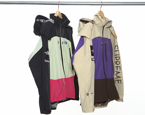 「Supreme x THE NORTH FACE Summit Series Jacket 07」の画像検索結果