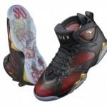 【12月17日発売予定】Air Jordan 7 Retro Doernbecher by Damien Phillips 【ジョーダン 7 ドーンベッカー】