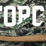 【10月13日カスタム開始】Nike Air Force 1 iD 【リフレクティブカモフラ素材】