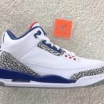 """【11月25日発売予定】Nike Air Jordan 3 Retro OG """"True Blue""""【ナイキ エアジョーダン3 レトロ】"""