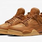 """【10月29日9:00~発売予定】Nike Air Jordan 4 Retro Premium """"Ginger""""【ナイキ エアジョーダン4 プレミアム ジンジャー】"""