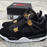 """【2017年1月発売】Nike Air Jordan 4 """"Royalty""""【ナイキ エアジョーダン4 ロイヤリティー】"""
