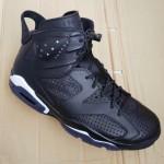 """【12月31日発売】Nike Air Jordan 6 """"Black Cat""""【ナイキ エアジョーダン6 ブラックキャット 新画像リーク】"""