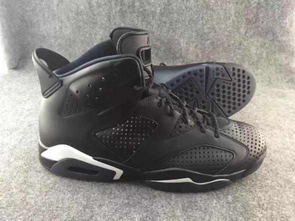 "Nike Air Jordan 6 ""Black Cat"""