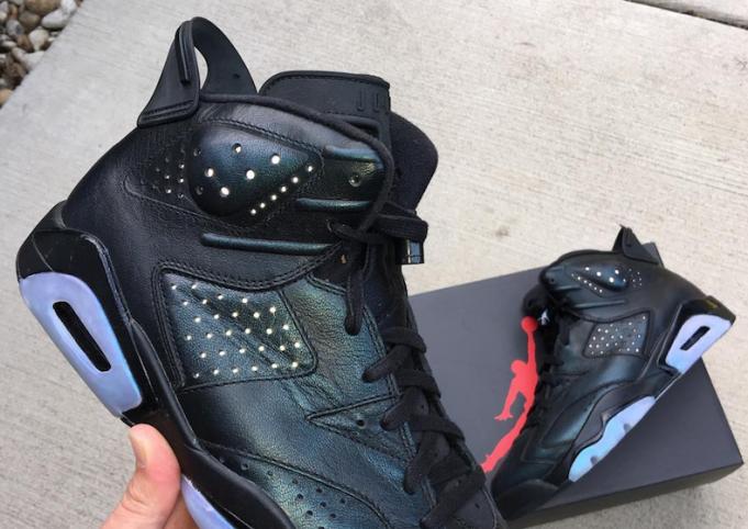 """Nike Air Jordan 6 """"Chameleon"""""""