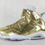【今月発売!!!!?10月22日予定】Air Jordan 6 Pinnacle Metallic Gold 【ジョーダン6 ピナクル スパイク・リー】