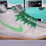 """【近日発売】Nike SB Dunk High """"Silver Box""""【ナイキ ダンク ハイ SB シルバーボックス】"""