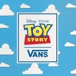 【直リンクあり10月8日9:00~発売】Vans x Toy Story Collaboration Disney 【バンズ × トイストーリー】