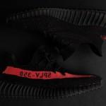 """【11月23日発売】adidas Yeezy Boost 350 V2 """"Black/Red""""【イージーブースト350 V2 黒赤】"""