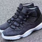 "【近日発売】Air Jordan 11 ""Wool"" (Dark Grey/Metallic Silver-Black)【エアジョーダン11 ウール】"