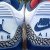 """【11/25 ブラックフライデー発売】Air Jordan 3 """"True Blue"""" 2016 vs 2011【新旧比較動画】"""