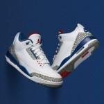 """【直リンク11月25日9:00~】Nike Air Jordan 3 OG """"True Blue"""" 【ジョーダン3OGトゥルーブルー】"""