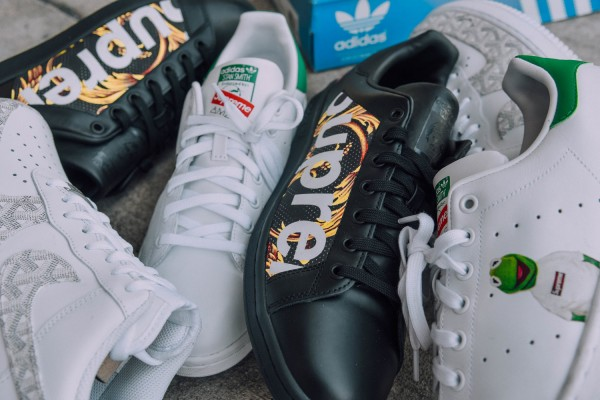 adidas スニーカー supreme