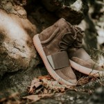 "【イージーブースト 750】Yeezy Boost 750 ""Brown-Camo/Red Glow In The Dark"""
