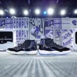"""【比較】Air Jordan 11 """"Space Jam"""" 2016 vs 2009【エアジョーダン11 スペースジャム】"""