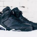 """【12月30日発売】Air Jordan 6 """"Black Cat""""【エアジョーダン6 黒猫】"""