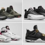 【2017年Spring モデル】 Air Jordan Spring 2017 Collection celebrates 【ジョーダンブランド】