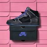 """【12月26日発売】Nike SB Dunk High """"Black Box""""【ナイキ SB ダンク ハイ ブラックボックス】"""