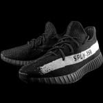 """【12月17日発売】adidas Yeezy Boost 350 V2 """"Black/White""""【アディダス イージーブースト350 V2】"""