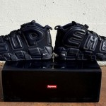 "【リーク:Suptempo】Supreme x Nike Air More Uptempo ""Triple Black""【シュプリーム x モアアップテンポ】"
